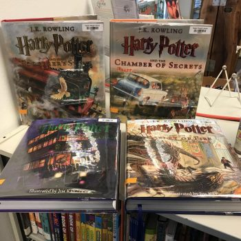 Brand New Illustrated Editions!