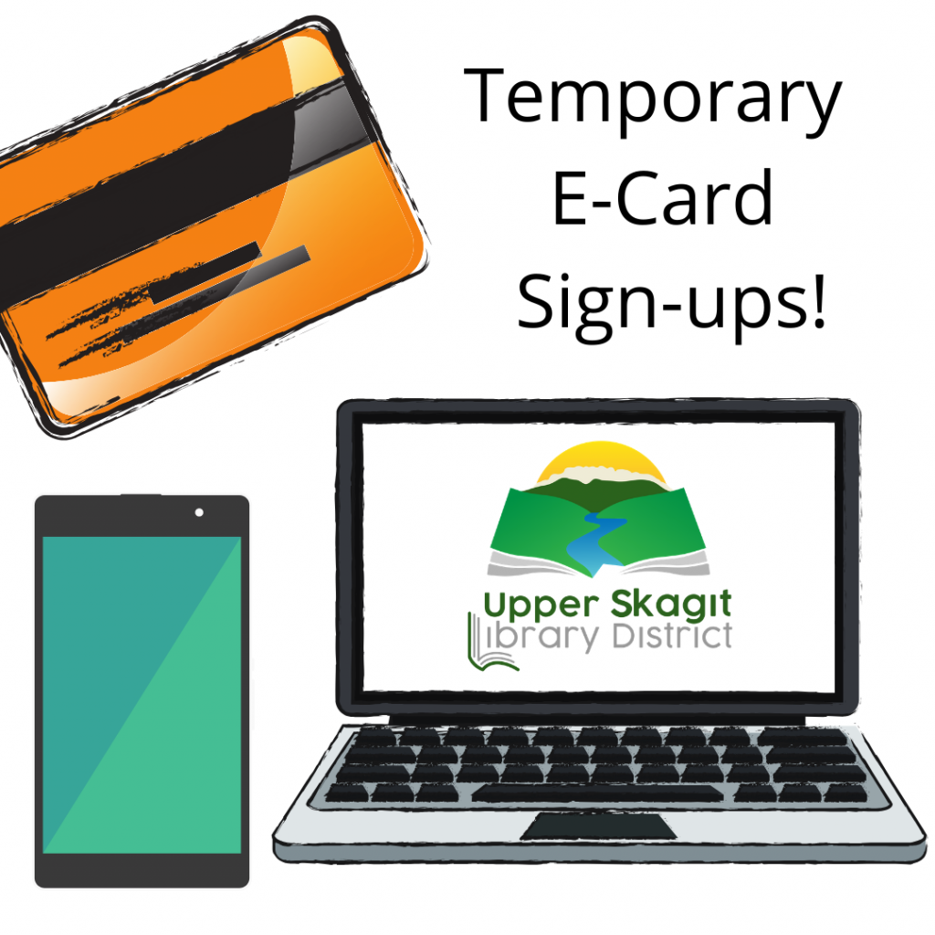 Temporary E-Card Sign-ups!
